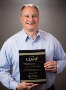 Mark Calitri- CDME 2016