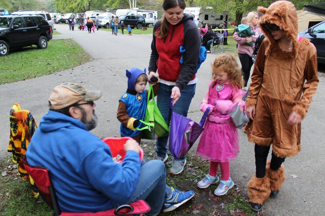 Stonelick Campground Halloween 2020 Trick or Treat at Stonelick State Park | Discover Clermont County